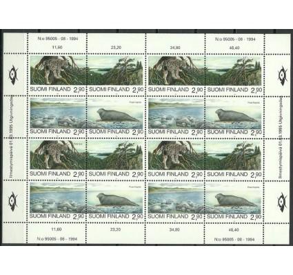 Znaczek Finlandia 1995 Mi ark 1291-1294 Czyste **