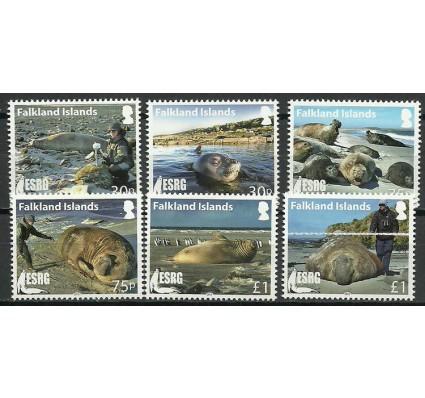 Znaczek Falklandy 2015 Mi 1286-1291 Czyste **