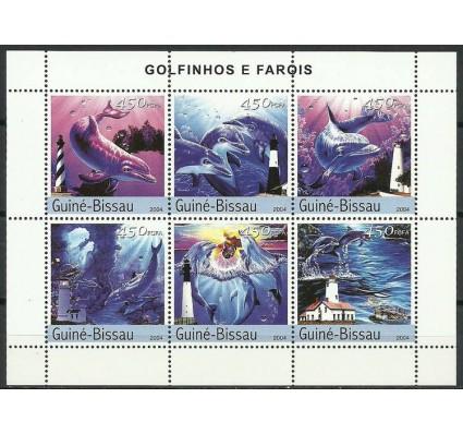 Znaczek Gwinea Bissau 2004 Mi ark 2782-2787 Czyste **