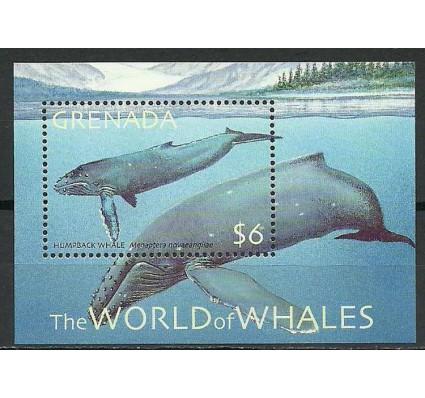 Znaczek Grenada 2001 Mi bl 653 Czyste **