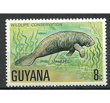 Znaczek Gujana 1978 Mi 530 Czyste **