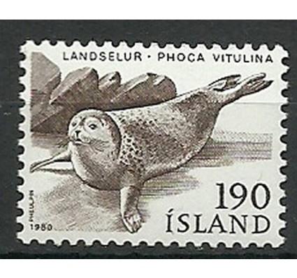 Znaczek Islandia 1980 Mi 560 Czyste **