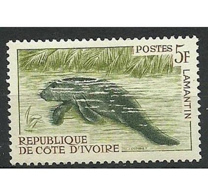 Znaczek Wybrzeże Kości Słoniowej 1964 Mi 272 Czyste **