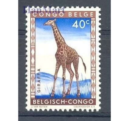 Znaczek Kongo Belgijskie 1959 Mi 345 Czyste **
