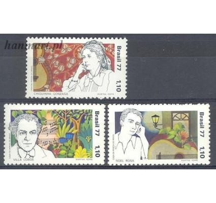 Brazylia 1977 Mi 1587-1589 Czyste **