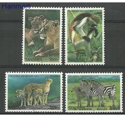 Znaczek Tanzania 2005 Mi 4228-4231 Czyste **