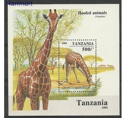 Znaczek Tanzania 1995 Mi bl 279 Czyste **