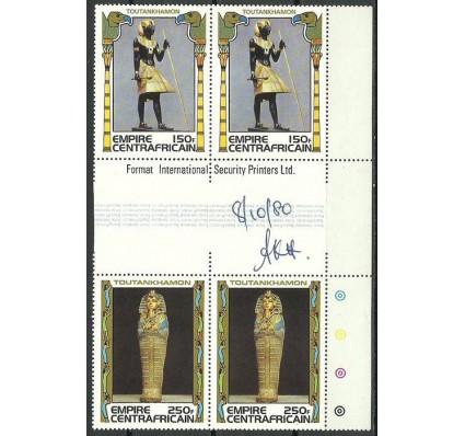 Znaczek Republika Środkowoafrykańska 1978 Mi 583+585 Czyste **
