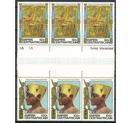 Znaczek Republika Środkowoafrykańska 1978 Mi 579+581 Czyste **