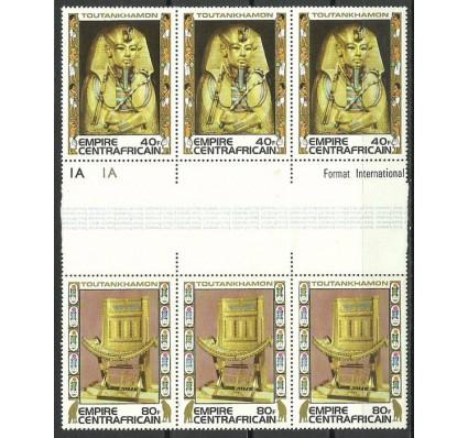 Znaczek Republika Środkowoafrykańska 1978 Mi 578+580 Czyste **