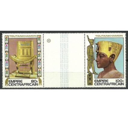 Znaczek Republika Środkowoafrykańska 1978 Mi 580-581 Czyste **