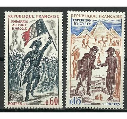 Znaczek Francja 1972 Mi 1812-1813 Czyste **