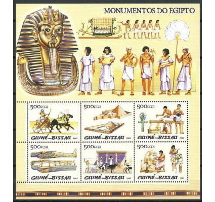Znaczek Gwinea Bissau 2005 Mi ark 3114-3119 Czyste **