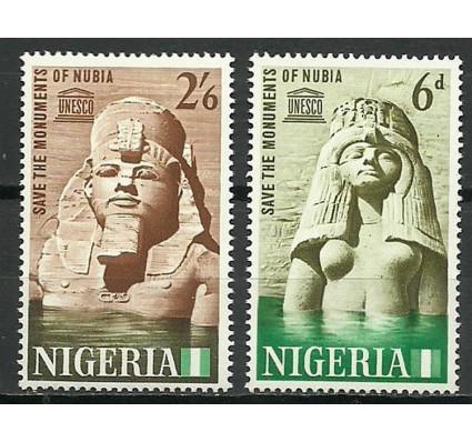 Znaczek Nigeria 1964 Mi 148-149 Czyste **