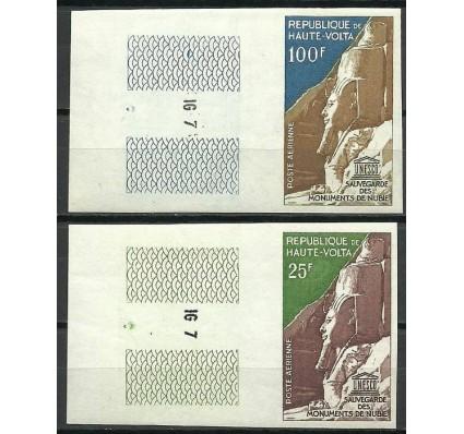 Znaczek Górna Wolta 1964 Mi 143-144b Czyste **