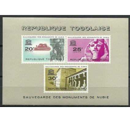 Znaczek Togo 1964 Mi bl 14 Czyste **