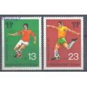 Bułgaria 1978 Mi 2654-2655 Czyste **