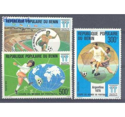 Znaczek Benin 1978 Mi 132-134 Czyste **