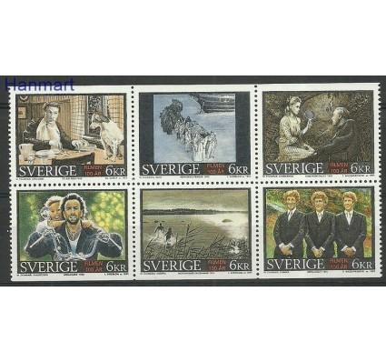 Znaczek Szwecja 1995 Mi 1900-1905 Czyste **