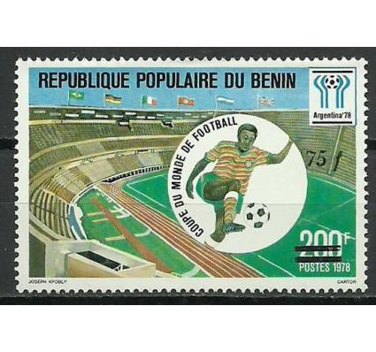 Znaczek Benin 1985 Mi 383 Czyste **