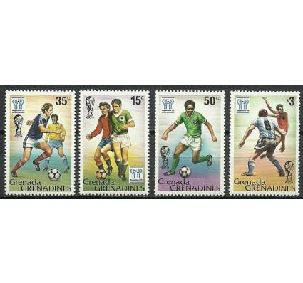 Znaczek Grenada i Grenadyny 1978 Mi 305-308 Czyste **