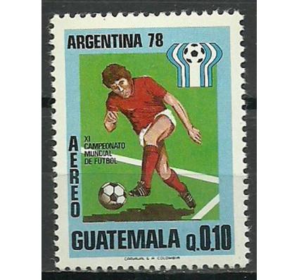 Znaczek Gwatemala 1978 Mi 1090 Czyste **