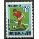 Gwatemala 1978 Mi 1090 Czyste **
