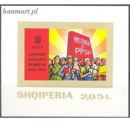 Znaczek Albania 1974 Mi bl 54 Czyste **