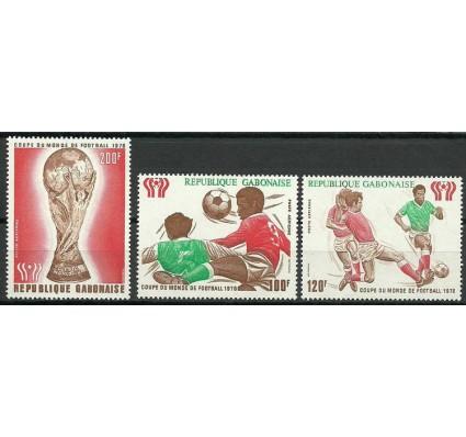 Znaczek Gabon 1978 Mi 666-668 Czyste **