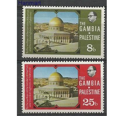 Znaczek Gambia 1978 Mi 366-367 Czyste **