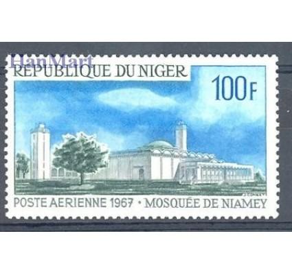 Znaczek Niger 1967 Mi 145 Czyste **