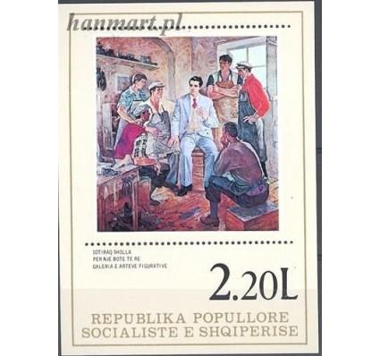 Znaczek Albania 1978 Mi bl 64 Czyste **