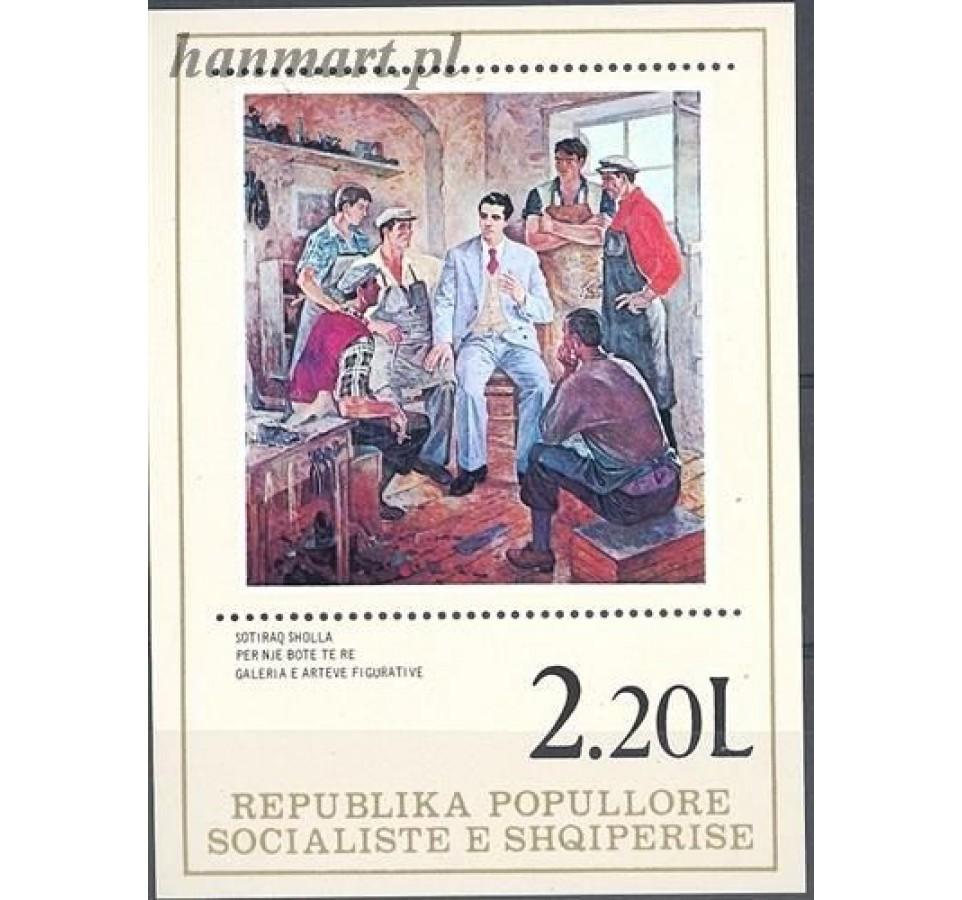 Albania 1978 Mi bl 64 Czyste **