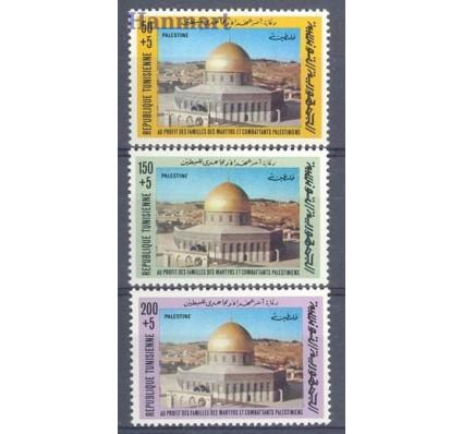Znaczek Tunezja 1981 Mi 1013-1015 Czyste **