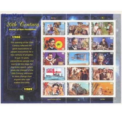 Znaczek Wyspy Marshalla 1997 Mi 803-817 Czyste **