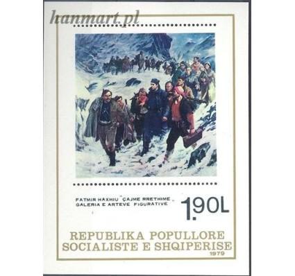 Znaczek Albania 1979 Mi bl 68 Czyste **