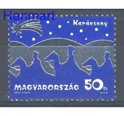 Znaczek Węgry 2005 Mi 5056 Czyste **
