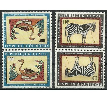 Znaczek Mali 1978 Mi 655-656 Czyste **