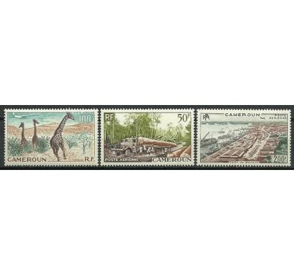 Znaczek Kamerun 1955 Mi 309-311 Czyste **