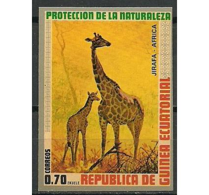 Znaczek Gwinea Równikowa 1974 Mi A478 Czyste **