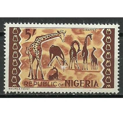 Znaczek Nigeria 1965 Mi 186 Czyste **