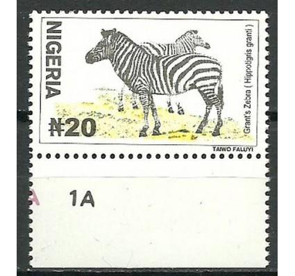 Znaczek Nigeria 2001 Mi 733CI Czyste **