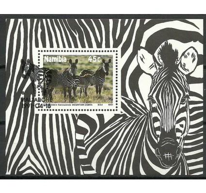 Znaczek Namibia 1991 Mi bl13 Stemplowane