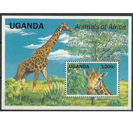 Znaczek Uganda 1991 Mi bl 148 Czyste **