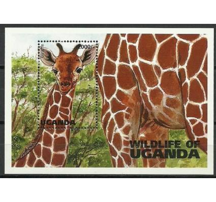 Znaczek Uganda 1996 Mi bl 249 Czyste **