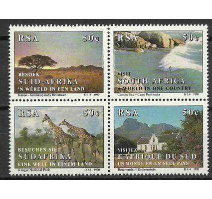 Znaczek Republika Południowej Afryki 1990 Mi 804-807 Czyste **