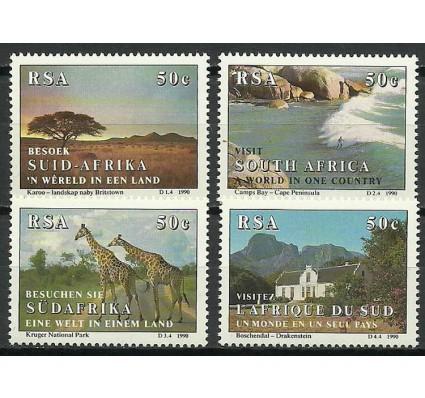 Znaczek Afryka Południowo-Zachodnia 1990 Mi 804-807 Czyste **