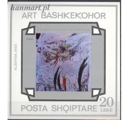 Albania 1993 Mi bl 98 Czyste **