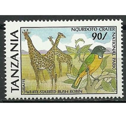 Znaczek Tanzania 1991 Mi 888 Czyste **