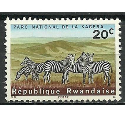 Znaczek Rwanda 1965 Mi 105 Czyste **